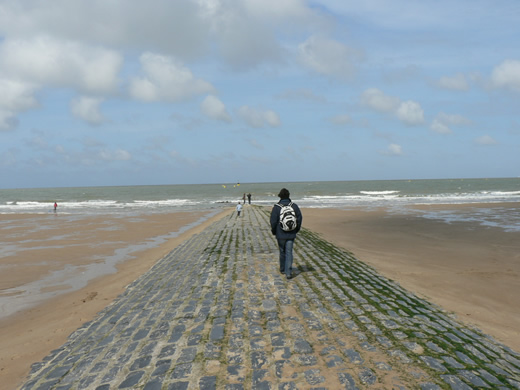 Yannis à Ostende