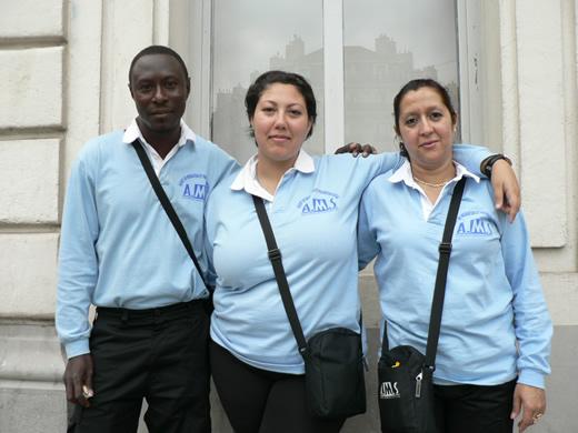 Agents de Médiation Sociale (AMS)