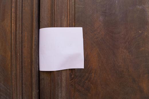entre la porte